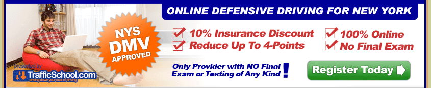 Lewis County Defensive Driving Online